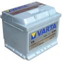 Аккумулятор 6CT-52  VARTA С6  Silver Dynamic C6  Обратная полярность