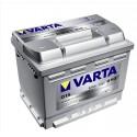 Аккумулятор 6CT-63  VARTA  Silver Dynamic D15  Обратная полярность