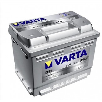 Аккумулятор 6CT-63  VARTA  Silver Dynamic  Обратная полярность