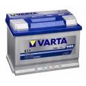 Аккумулятор 6CT-74  VARTA  Blue Dynamic E12  Прямая полярность