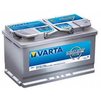 Аккумулятор 6CT-80  VARTA  StartStopPlus F21  Обратная полярность