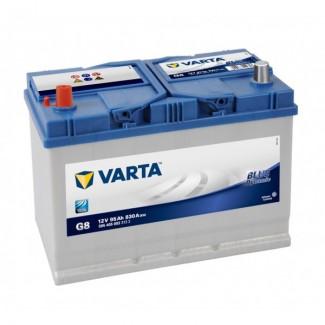 Аккумулятор 6CT-95  VARTA   Blue Dynamic G8  Прямая полярность