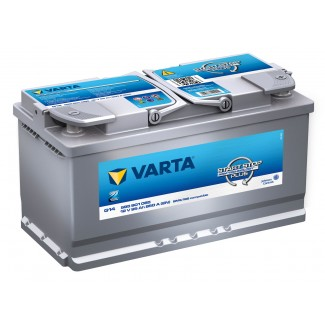 Аккумулятор 6CT-95  VARTA  StartStopPlus  Обратная полярность