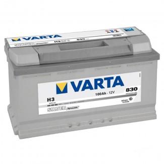 Аккумулятор 6CT-100  VARTA  Silver Dynamic H3  Обратная полярность