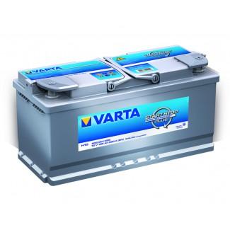Аккумулятор 6CT-105  VARTA  StartStopPlus  Обратная полярность