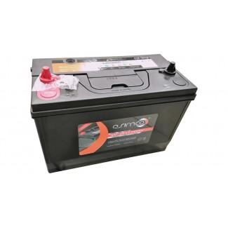 Аккумулятор 6СТ-100 ASIMCO  ASIMCO  Обратная полярность