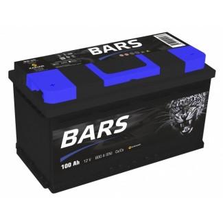 Аккумулятор 6СТ-100 КАЙНАР  Bars Silver  Обратная полярность