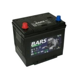 Аккумулятор 6CT-65 КАЙНАР  Bars Asia  Обратная полярность