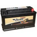 Аккумулятор 6CT-95     BOST низкий  Premium  Обратная полярность
