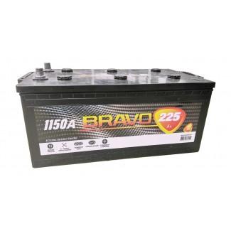 Аккумулятор 6СТ-225 Bravo    Обратная полярность