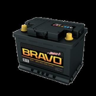 Аккумулятор 6СТ-60 Bravo    Обратная полярность