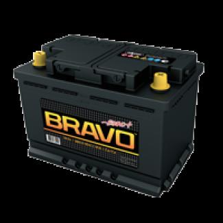Аккумулятор 6СТ-74 Bravo    Прямая полярность