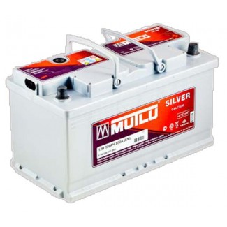 Аккумулятор 6CT-100   MUTLU  Calcium Silver  Прямая полярность