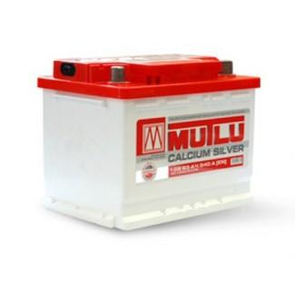 Аккумулятор 6CT-63   MUTLU  Calcium Silver  Обратная полярность