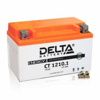 Аккумулятор CT1210.1 DELTA  YTZ10S  Прямая полярность