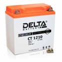 Аккумулятор CT1210 DELTA  YB9A-A, YB9-B  Прямая полярность