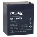 Аккумулятор DT 12045 Delta    Прямая полярность