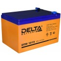 Аккумулятор DTM 1215 Delta    Прямая полярность