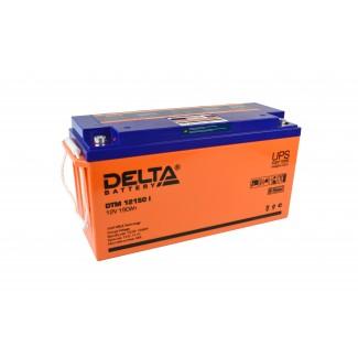 Аккумулятор DTM 12150 Delta    Прямая полярность