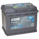 Аккумулятор 6CT-64 EXIDE  PREMIUM EA640  Обратная полярность