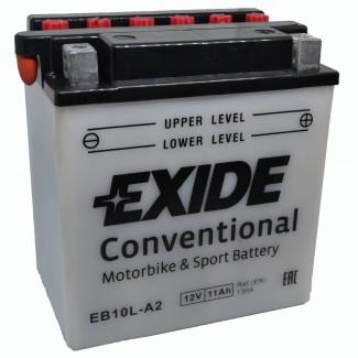 Аккумулятор EXIDE EB10L-A2 EXIDE  EB10L-A2  Обратная полярность
