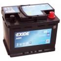 Аккумулятор 6CT-60 EXIDE  Start&Stop AGM EK600  Обратная полярность