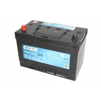 Аккумулятор 6CT-95  EXIDE  Start&Stop EFB Asia EL954  Обратная полярность