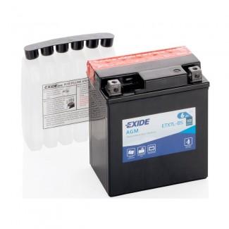 Аккумулятор EXIDE ETX7L-BS EXIDE AGM  ETX7L-BS  Обратная полярность