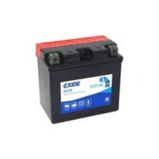 Аккумулятор EXIDE ETZ7-BS EXIDE AGM  ETZ7-BS  Обратная полярность