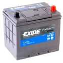Аккумулятор 6CT-65  EXIDE  Premium Asia EA654  Обратная полярность