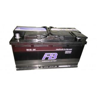 Аккумулятор 6CT-100    FB SUPER NOVA  GOLD SMF  Обратная полярность