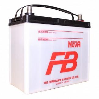 Аккумулятор 6СТ-45 FB SUPER NOVA    Обратная полярность