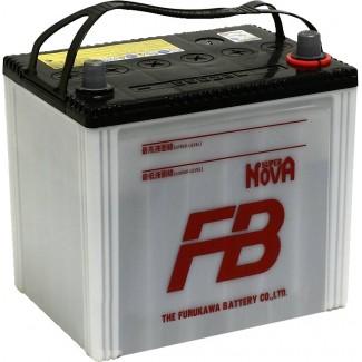 Аккумулятор 6СТ-60 SUPER NOVA    Обратная полярность