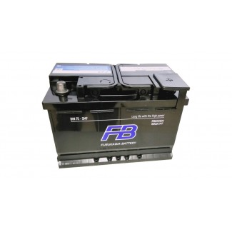 Аккумулятор 6СТ-75 FB SUPER NOVA  GOLD SMF  Обратная полярность