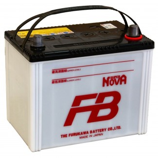 Аккумулятор 6СТ-68 FB SUPER NOVA    Обратная полярность