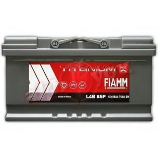 Аккумулятор 6CT-85 FIAMM  Titanium Pro  Обратная полярность