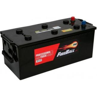 Аккумулятор 6СТ-190 FIRE BALL  Курский аккумулятор  Прямая полярность
