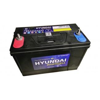 Аккумулятор 6CT-105    HYUNDAI  Азия  Универсальная полярность