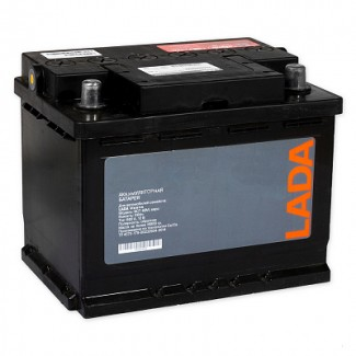 Аккумулятор 6СТ-62 LADA   VESTA  Обратная полярность