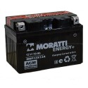Аккумулятор 12V10 MORATTI  MEP12Х12А  YTX12А-BS    Прямая полярность