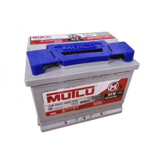 Аккумулятор 6CT-60   MUTLU  SFB  Прямая полярность