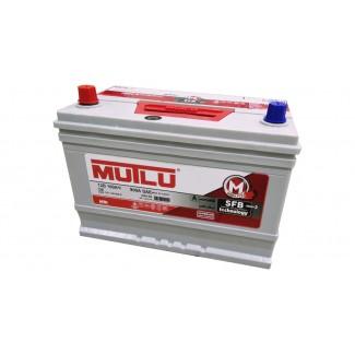 Аккумулятор 6CT-100   MUTLU  JIS  Обратная полярность