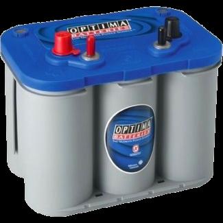 Аккумулятор 6CT-55 OPTIMA  Bluetop  Прямая полярность