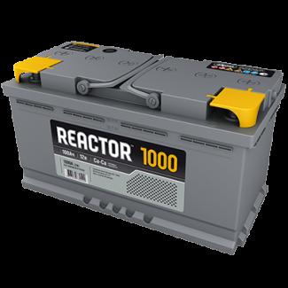 Аккумулятор 6СТ-100  АКОМ  Reactor  Прямая полярность