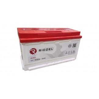 Аккумулятор 6CT-100   RIDZEL    Прямая полярность