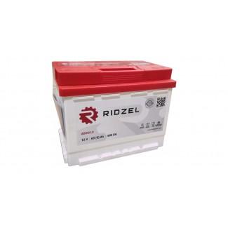 Аккумулятор 6CT-65   RIDZEL    Обратная полярность