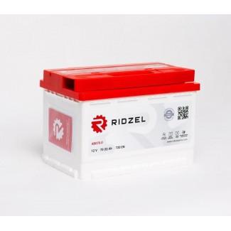 Аккумулятор 6CT-70   RIDZEL    Обратная полярность