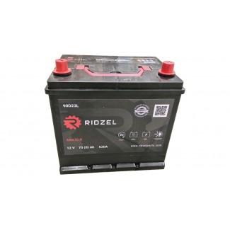 Аккумулятор 6CT-70   RIDZEL Asia    Обратная полярность