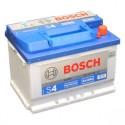 Аккумулятор 6CT-60 BOSCH  S4 004  Обратная полярность