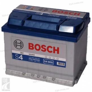 Аккумулятор 6CT-60 BOSCH  S4 006  Прямая полярность